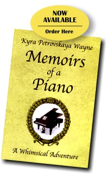 Memoirs of a Piano